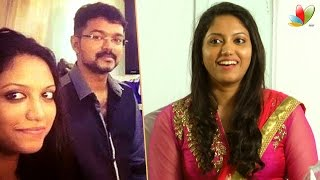 Vijay's Costumer Joy Interview : I am a crazy fan of Ilayathalapathy