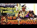 Sholawat Tombo Ati Jaranan Voc LELA - New SABDO MANGGOLO Live Salamrojo 2018