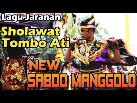 Sholawat Tombo Ati Jaranan Voc Lela New Sabdo Manggolo Live Salamrojo 2018