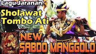 Sholawat Tombo Ati (Jaranan) Voc LELA - New SABDO MANGGOLO Live Salamrojo 2018