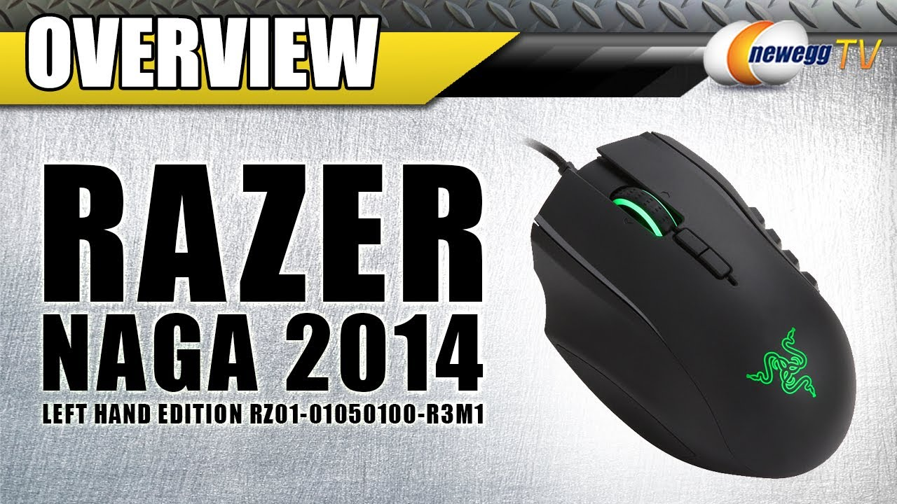 7 Best Left Handed Gaming Mice of July 2019 Reviews