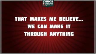 You're My Better Half Lyrics - Keith Urban tribute - Lyrics2Stream