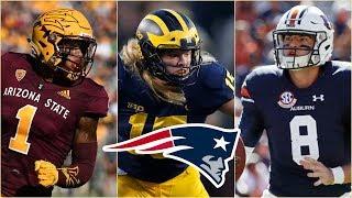 Patriots 2019 Draft Picks: Making Sense of it All