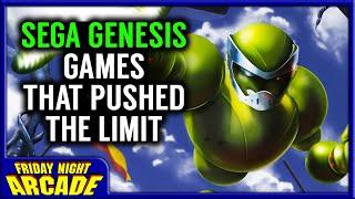Sega Genesis Games tнat Pushed the Limit