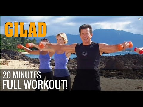 Gilad's Bodies in Motion 30th Anniversary   Full Workout