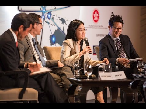 Dr Lili Yan Ing at 9th ASEAN and Asia Forum 2016