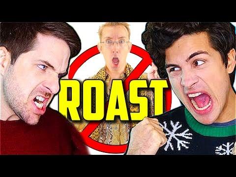 Smosh ROAST Parody (Diss Track)