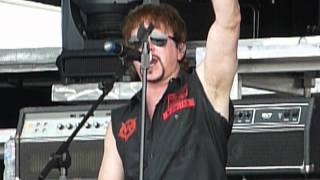"Firehouse "" Love Of A Lifetime"" Rock Fest, Cadott, WI 7/22/12 live concert"