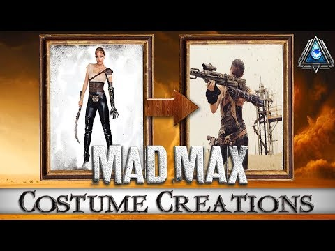[ COSTUME CREATIONS] ~ Mad Max Furiosa