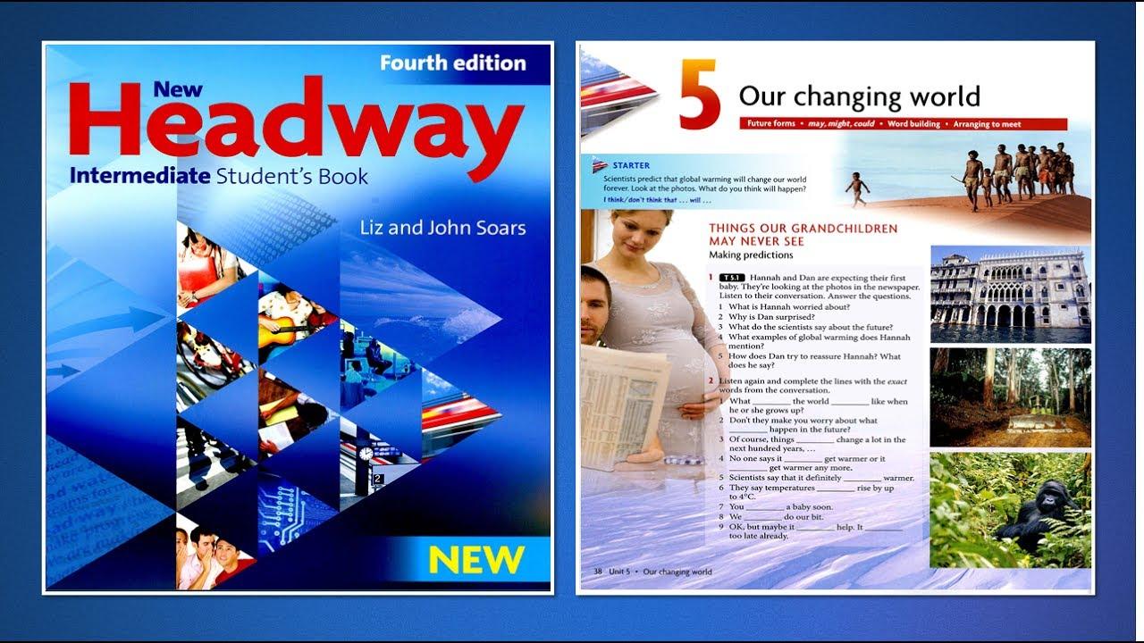 ответы headway intermediate