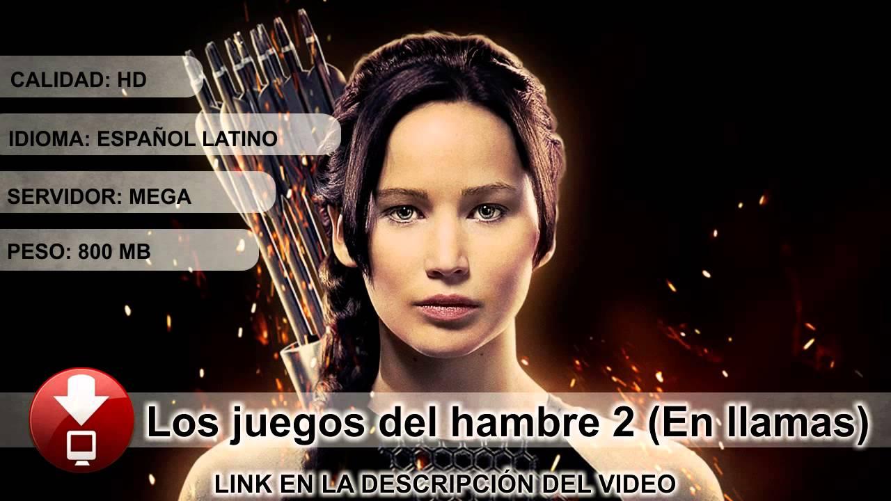 Descarga Los Juegos Del Hambre 2 En Llamas Espanol Latino