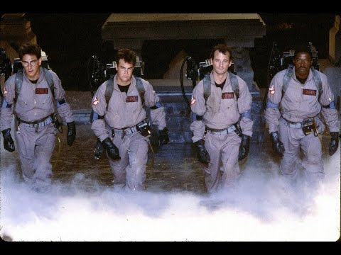 Ghostbusters Music Video HD