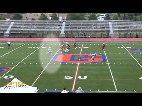Ryan Kelly Lacrosse Highlights (Potomac School, Class of 2016)