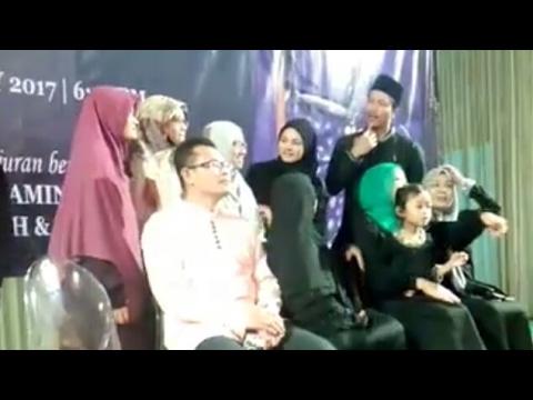 Fatah Amin Memperkenalkan Adik-Adiknya Kepada Fazura