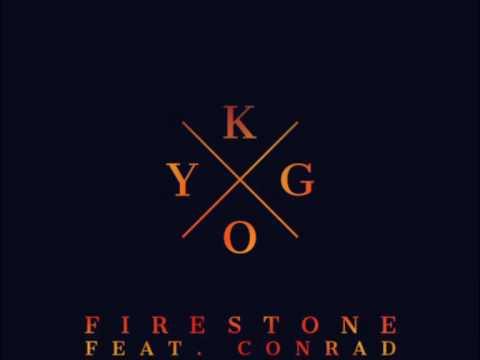 Kygo - Firestone Ft. Conrad- Tube été 2015