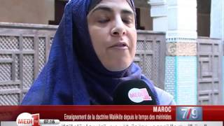 Maroc: enseignement de la doctrine Malékite depuis le temps des mérinides