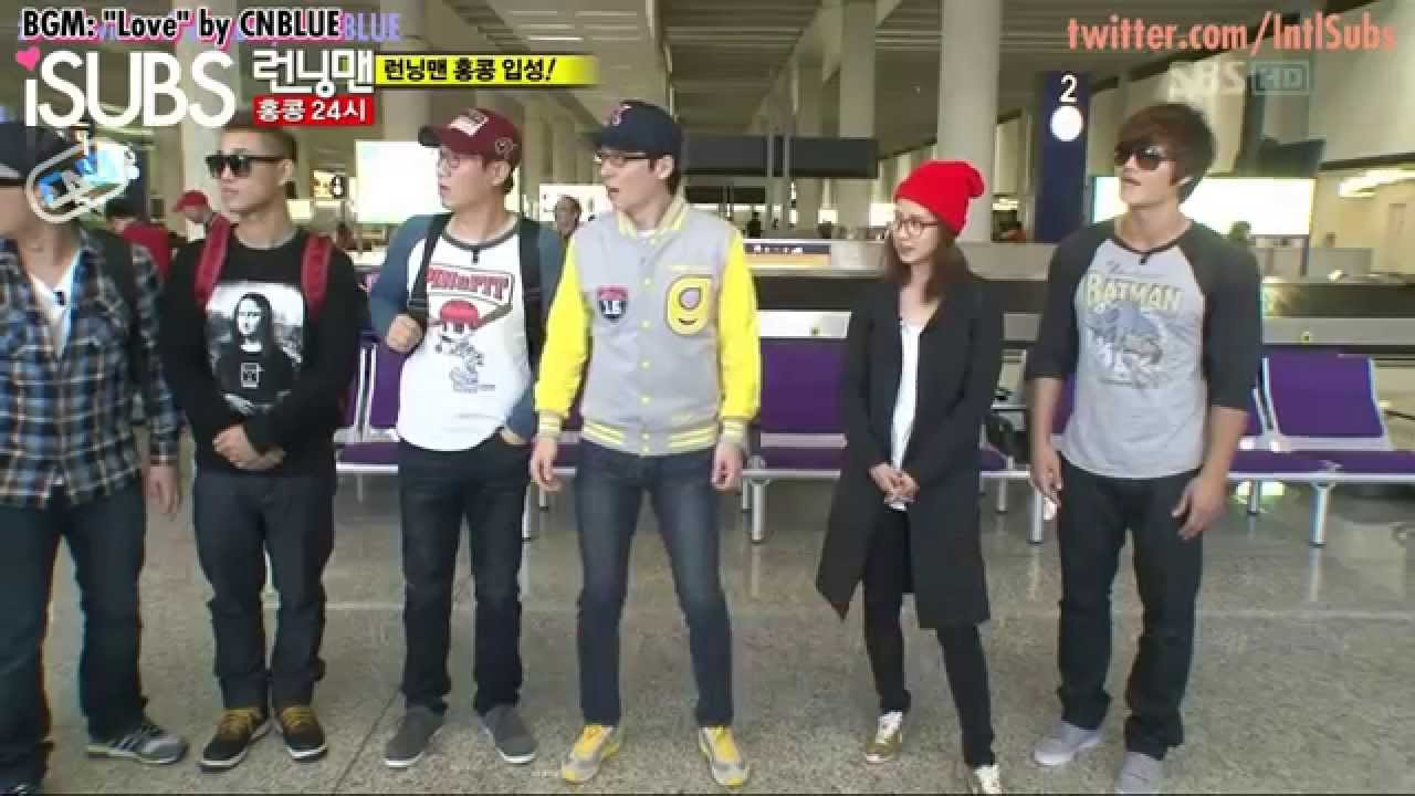 Where can i download running man with eng sub.