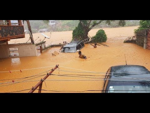 FREETOWN IS FLOODED AGAIN IN 2017