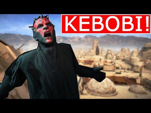 KENOBI! Emote - Battlefront 2
