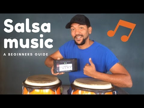 Salsa music tutorial for beginners using the Salsa Beat Machine thumbnail