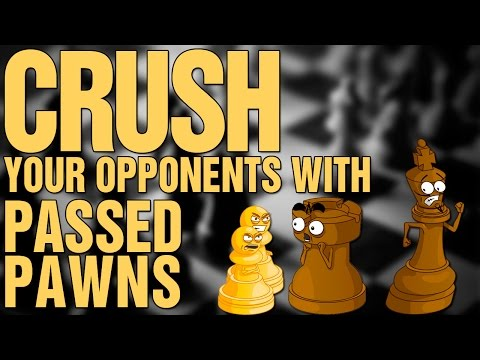 Crush your Opponents With Passed Pawns in the Endgame! - GM Roman Dzindzichashvili