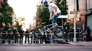 Taking Over NYC Streets- BMX (DailyCruise 37)