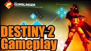 DESTINY 2 GAMEPLAY! NEW GUNSLINGER FULL PVP GAMEPLAY (destiny 2) 18kills!!