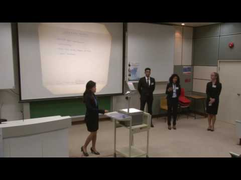2016 Round 1 D1 HSBC/HKU Asia Pacific Business Case Competition