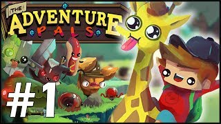 The Adventure Pals #1 | Ja i Moja Żyrafa