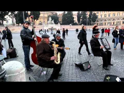 Live Italian Music in Rome