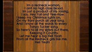 Redneck Woman by Gretchen Wilson With Lyrics!