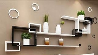 Decoration furniture  designs | Wood decoration designs |wooden Wall shelves