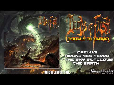 Deeds of Flesh-The Sky Swallows the Earth(official)