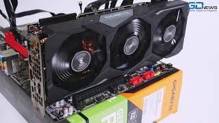 Обзор видеокарты Gigabyte GeForce RTX 2080