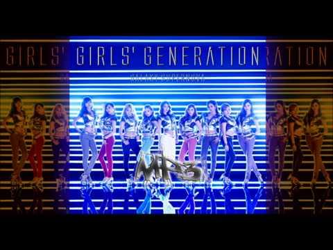Girls Generation Galaxy Supernova MP3