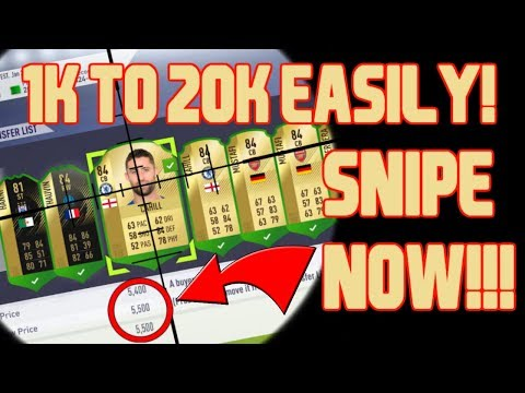 FIFA 18 TRADING METHODS! MAKE 1K-20K QUICKLY DURING LUNAR NEW YEAR! FIFA 18 ULTIMATE TEAM TRADING