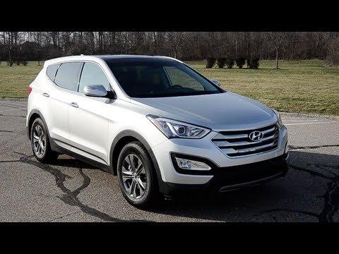 2013 Hyundai Santa Fe Sport - WR TV POV Test Drive