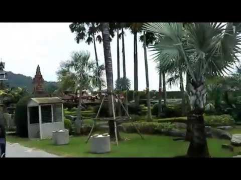 คลิป เที่ยวสวนนงนุช สถานที่เที่ยวชลบุรี  3นาที