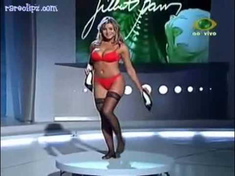 Italian tv strip tease
