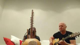 Kora and Guitar - Senny Camara & Ramon Goose