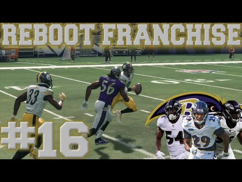 Steelers Rookies Force A VERY Close Game! | Reboot Franchise | Episode 16