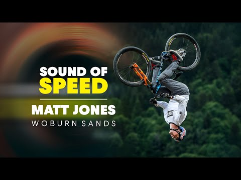 Matt Jones Throws Huge Tricks in Slopestyle MTB