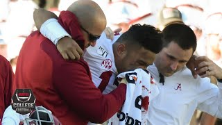 Should Tua Tagovailoa have been playing for Alabama when he suffered his hip injury? | ESPN Voices