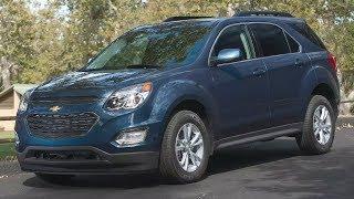 Chevrolet Equinox 2017 Car Review