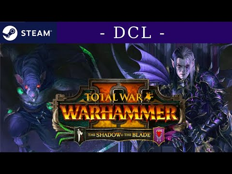 Total War: WARHAMMER II - ALL new UNITs  (DLC The Shadow & The Blade) |