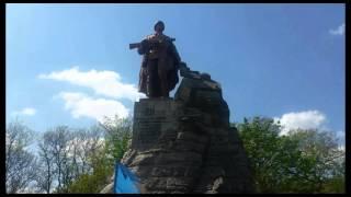 видео Советские памятники на Воинском мемориальном кладбище
