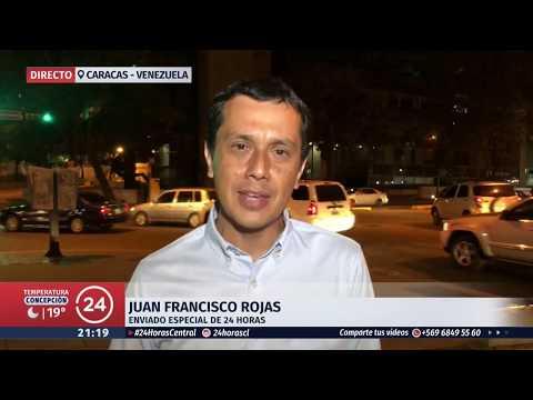 24 Horas desde Caracas: Ayuda humanitaria llegó a la frontera de Venezuela