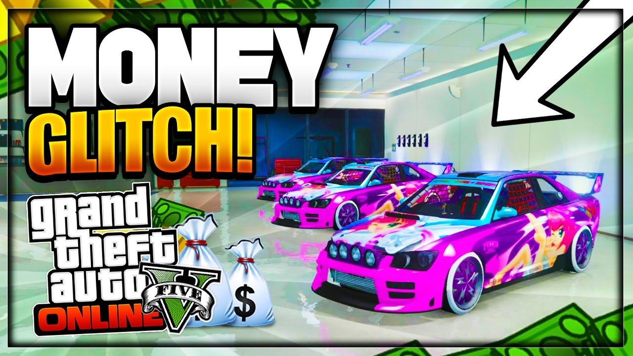 GTA 5 Online 1 36 Car Duplication Glitch Can Gain You