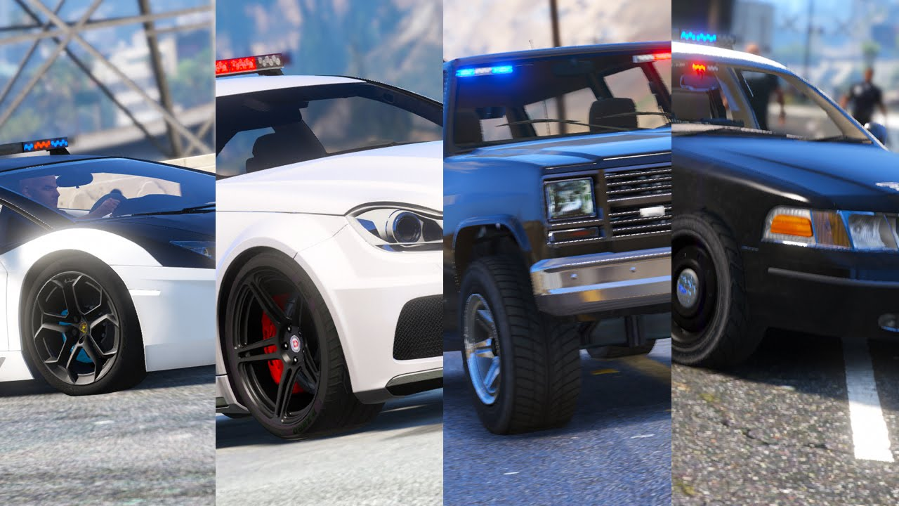 How to Add Standalone Police Cars to GTA 5 Tutorial