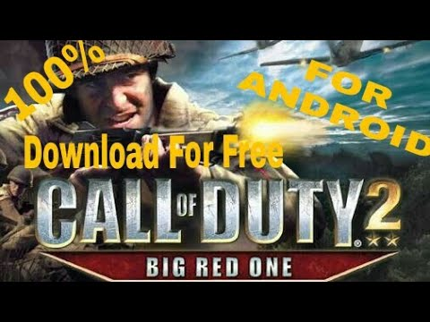 call of duty 2 big red one pc free download